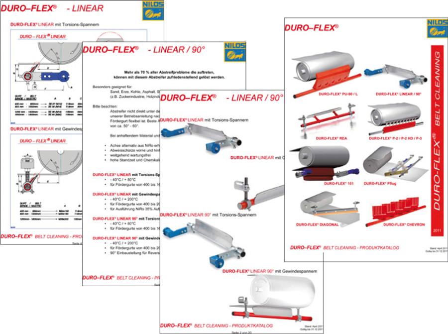 20-Seiter A4 – Katalog für Separate / Eigenständige Produktlinie